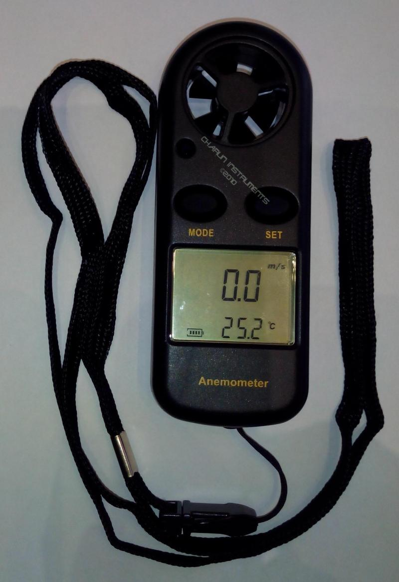 Pocket Anemometer AM30