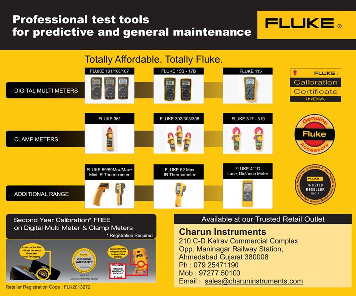 Fluke Authorised Dealer / Reseller