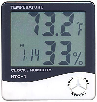 Thermo Hygro Meter HTC-1